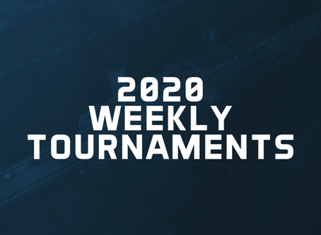 The Return of RLO Weekly Tournaments!