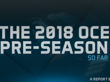 How OCE is stacking up towards the end of the Pre-Season