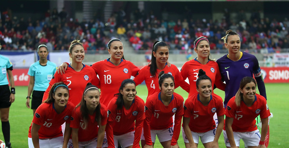 Chile Women's National Football Team - World Cup 2019