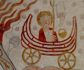 KirkerupKirke Moses kalkmaleri.jpg