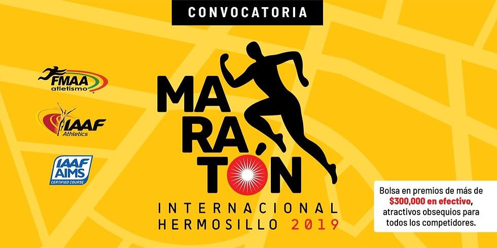 Maratón Internacional Hermosillo 2019