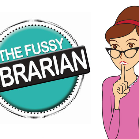 The Fussy Librarian (Interview)