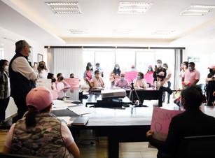 Secretaría de Salud con un 97 % de abasto en medicamentos oncológicos en Puebla