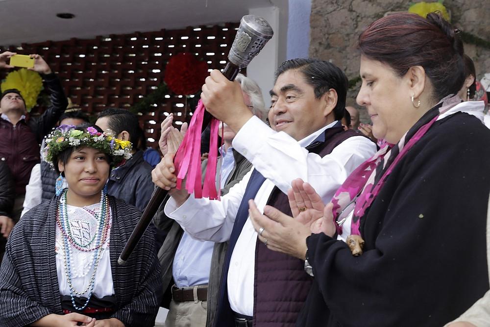 En Atlixco se construirá un escenario y museo de sitio para preservar costumbres, tradiciones y cultura de los pueblos originarios