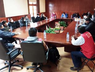 SEGOB y Ayuntamiento de Tlatlauqui ponen fin a conflicto en localidades de Pablogco, Ajocotzingo