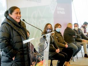 Comienza Gobierno del Estado con entrega de 52 viviendas a mujeres vulnerables en Teziutlán