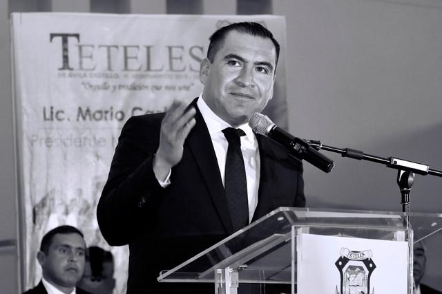 En su 1er informe de gobierno, Mario Alberto Castro, reportó una inversión de 29 millones 703 mil 683 pesos