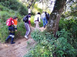 Gobierno de Tlatlauquitepec se suma a búsqueda de joven desaparecido