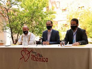 Gobierno del Estado participa en foro internacional para la preservación del patrimonio de Puebla
