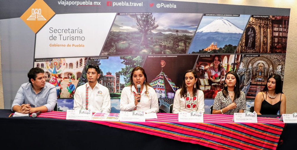 Presentan programa de eventos de la Feria Tlatlauquitepec 2019