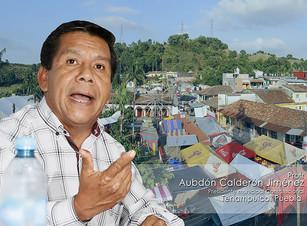 Biodigestores y captadores de agua abaten pobreza extrema en Tenampulco: Calderón Jiménez