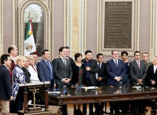 Equilibrio entre Poderes y eficacia legislativa, compromiso de Josefina García en la LX Legislatura