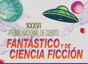 """Lanzan concurso literario para el """"Premio Nacional de Cuento Fantástico y Ciencia Ficción"""""""