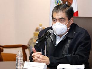 Barbosa Huerta anuncia que Gobierno del Estado permitirá regreso de la afición al estadio Cuauhtémoc