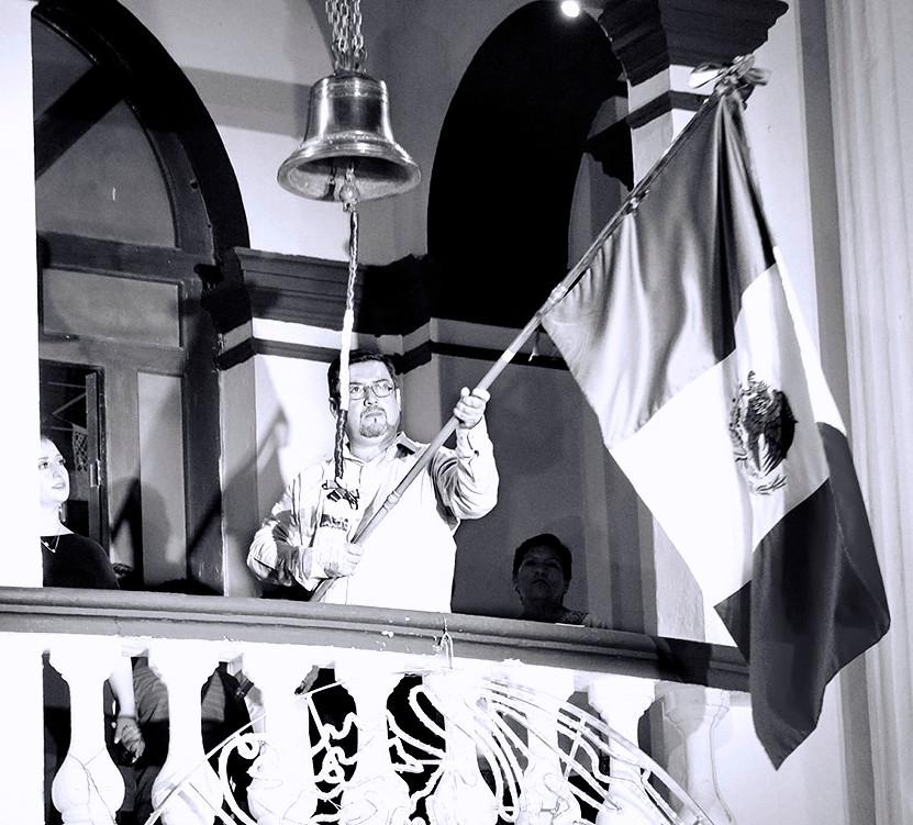 En Cuetzalan la Independencia de México significa progreso y bienestar, afirma el alcalde Gerson Calixto Dattoli