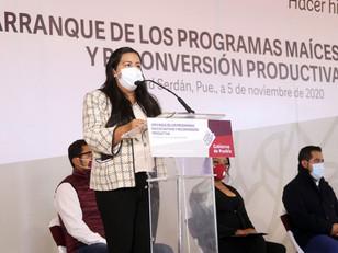 El campo, importante entre los seis polos de desarrollo del gobierno de Miguel Barbosa