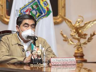 Rezago social de Puebla proviene de años anteriores: MBH