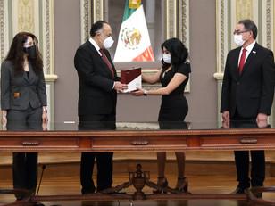 Puebla tiene un gobierno democrático