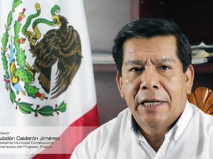 Hacer del agro serrano un factor de reactivación económica en Puebla: Calderón Jiménez