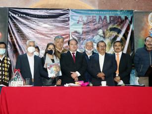 Atempan reescribe su historia y festejará 444 años de su fundación, anuncia Carlos Herrera