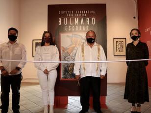 Secretaría de Cultura presenta cartelera de exposiciones artísticas en la capital poblana