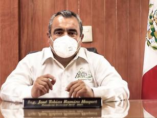 En Zaragoza extreman control sanitario por primer caso de contagio positivo de COVID 19