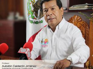 En Tenampulco con unidad social se abate 47.3% la pobreza extrema, destaca Calderón Jiménez