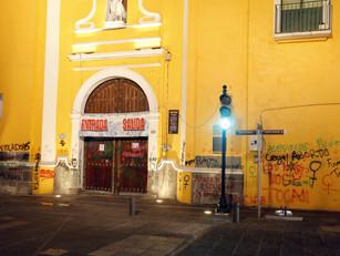 Secretaía de Infraestructura inicia recuperación del patrimonio del Centro Histórico de Puebla
