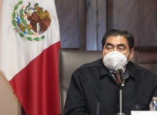 El gobernador Miguel Barbosa confirma ampliación del plazo para pagar Control Vehicular