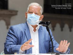 En Teziutlán apertura tolerada; si no se cumplen normas sanitarias, habrá inmovilizaciones: Peredo