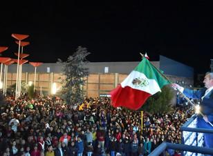 Zaragoza confirma su nacionalismo por la grandeza de México: Ramiro Haquet