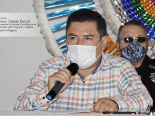 Reactivación de actividades económicas de Cuetzalan Pueblo Mágico, con vigilancia sanitaria