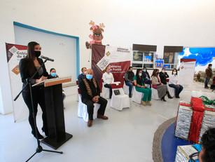 """En """"Día de Reyes"""", SEDIF genera sonrisas en niñas y niños de Casas de Asistencia"""