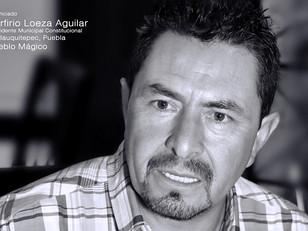 """Porfirio Loeza pide a tlatlauquenses """"no bajar la guardia"""" en la contención del COVID-19"""