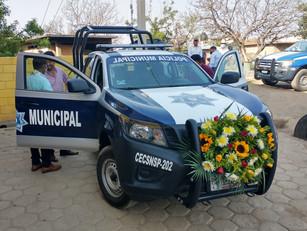 Con respaldo del Gobierno de Puebla refuerzan seguridad en zona alta de Tlatlauquitepec