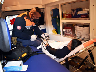 Protección Civil mejora atención a emergencias por COID-19 en Tlatlauquitepec