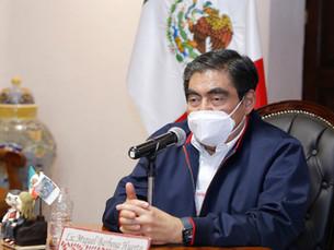 Para frenar abusos, Barbosa Huerta desaparece en Puebla Vialidad Estatal y Grupos Especiales