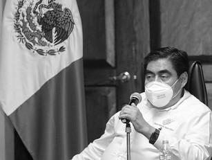 Conferencia de Prensa del gobernador Miguel Barbosa, sobre el Decreto de nuevo confinamiento social