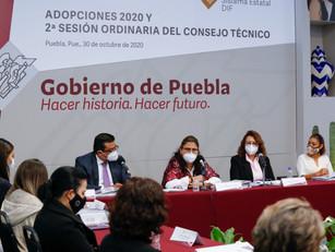Agilizar trámites en materia de adopciones en Puebla, reto del CTAP: Orozco Caballero