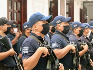 SEDENA, Guardia Nacional y el Escuadrón Canino K9, refuerzan seguridad en Cuetzalan