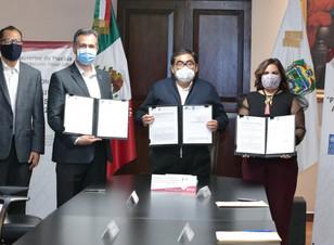 Impulsa Medio Ambiente y PNUD proyecto de prevención de riesgos para 325 mil poblanos