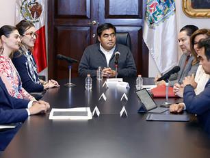 Gobierno del estado y la transnacional Waze suscriben alianza para mejorar movilidad en Puebla