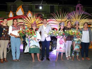 Por Decreto Municipal, Festival del Cerro Rojo en manos del Pueblo Mágico de Tlatlauquitepec