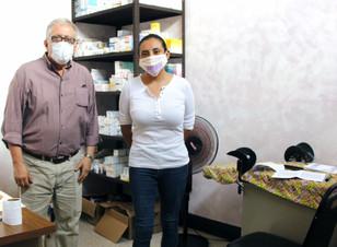 Ante la emergencia por el COVID-19, SMDIF de Ayotoxco redirige programa alimentario: Sosa Trujillo