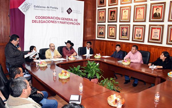 Los programas sociales no serán usados con fines políticos ni electoreros, promete Andrés Patricio como nuevo delegado de la Secretaría de Bienestar en Tlatlauqui