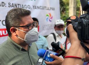 En Cuetzalan, avances en seguridad, desarrollo y mejor calidad de vida para todos: Gerson Calixto