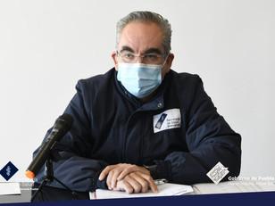 Secretaría de Salud Puebla confirma capacidad hospitalaria para atención de COVID-19