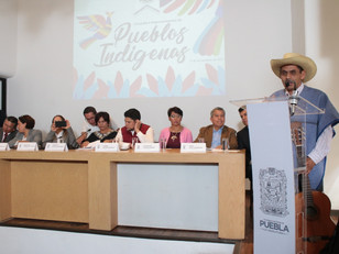 Congreso de Puebla realiza 1ra consulta para crear el Instituto Poblano de los Pueblos Indígenas
