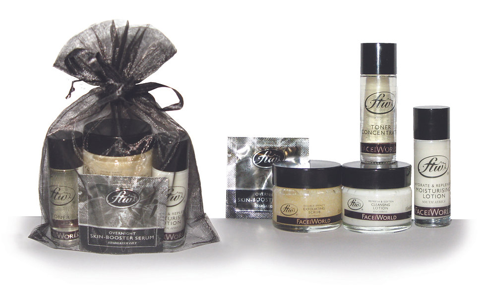 Face the World Gift set