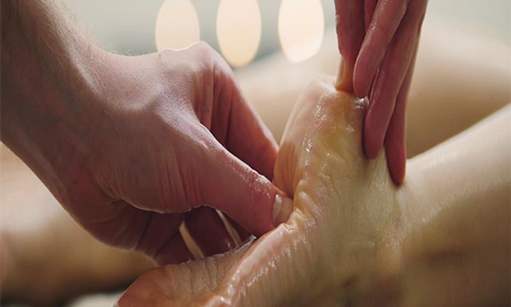 Gift Voucher Ayurvedic Foot Massage